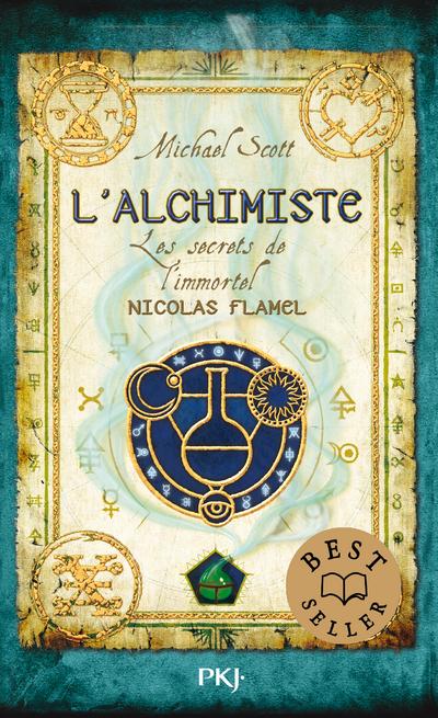 LES SECRETS DE L'IMMORTEL NICOLAS FLAMEL - TOME 1 L'ALCHIMISTE