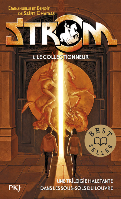 STROM - TOME 1 LE COLLECTIONNEUR