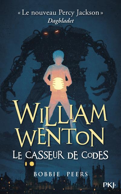 WILLIAM WENTON - TOME 1 LE CASSEUR DE CODES
