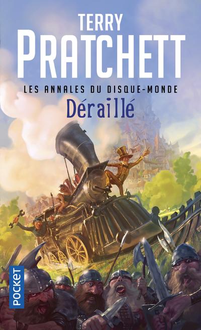 LES ANNALES DU DISQUE-MONDE - TOME 35 DERAILLE