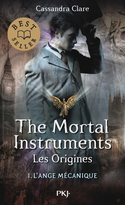 THE MORTAL INSTRUMENTS - LES ORIGINES - TOME 1 L'ANGE MECANIQUE -POCHE-
