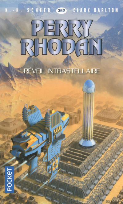 PERRY RHODAN - NUMERO 362 REVEIL INTRASTELLAIRE