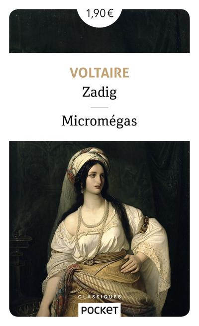 ZADIG SUIVI DE MICROMEGAS
