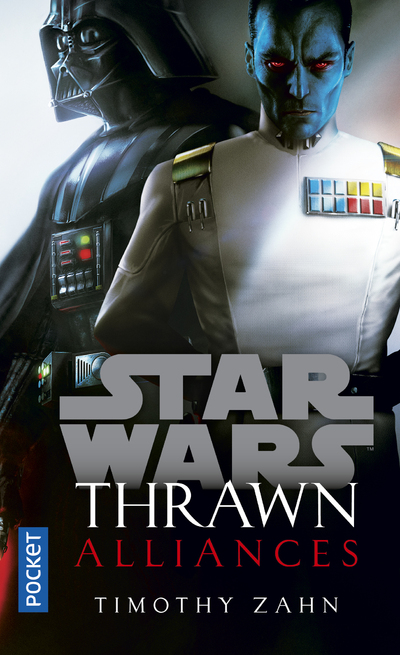 STAR WARS - NUMERO 168 THRAWN : ALLIANCES