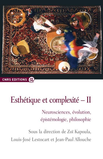 ESTHETIQUE ET COMPLEXITE II