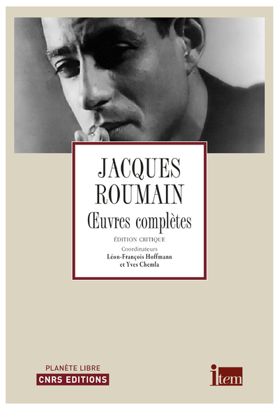 OEUVRES COMPLETES - TOME 7 JACQUES ROUMAIN