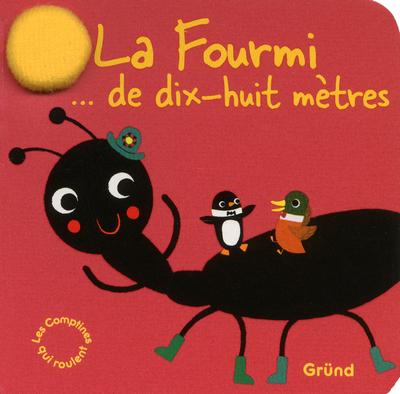 LA FOURMI DE DIX-HUIT METRES