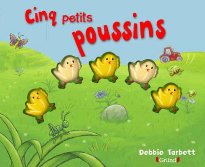 CINQ PETITS POUSSINS