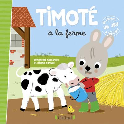 TIMOTE A LA FERME