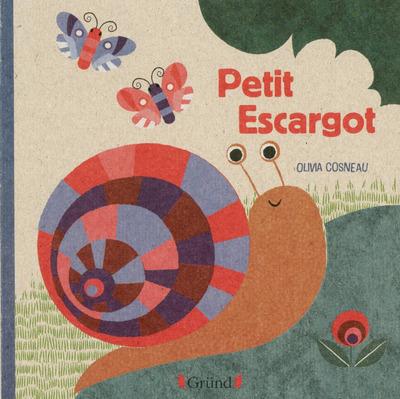 LIVRE NATURE PETIT ESCARGOT