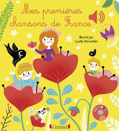 MES PREMIERES CHANSONS DE FRANCE