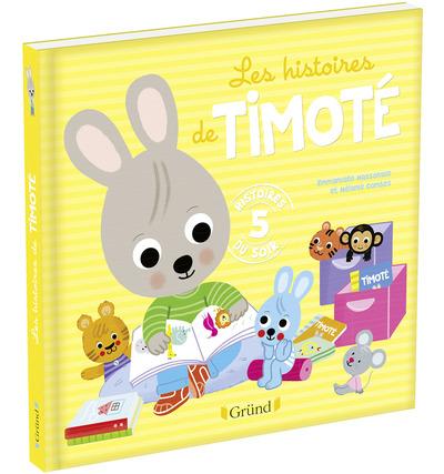 LES HISTOIRES DE TIMOTE