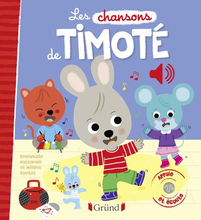 LES CHANSONS DE TIMOTE