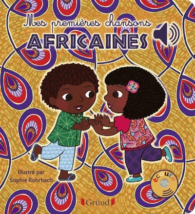MES PREMIERES CHANSONS AFRICAINES
