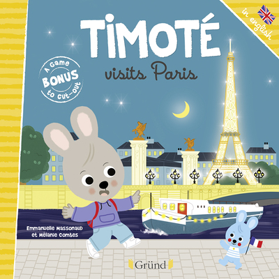 TIMOTE VISITS PARIS (ANGLAIS)