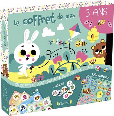 LE COFFRET DE MES 3 ANS