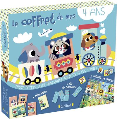LE COFFRET DE MES 4 ANS