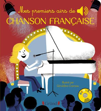MES PREMIERS AIRS DE CHANSON FRANCAISE
