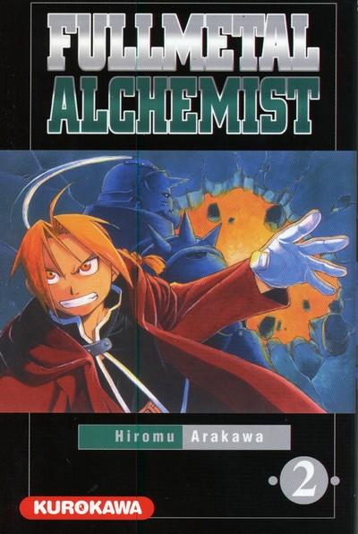 FULLMETAL ALCHEMIST - TOME 2