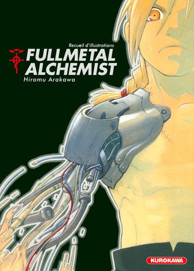 FULLMETAL ALCHEMIST 1 - RECUEIL D'ILLUSTRATIONS
