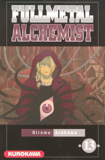FULLMETAL ALCHEMIST - TOME 13