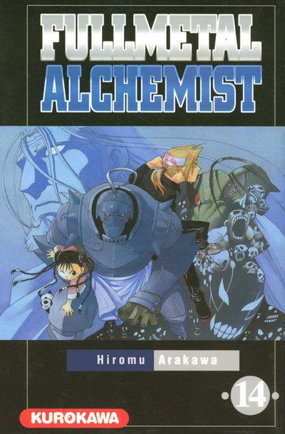 FULLMETAL ALCHEMIST - TOME 14