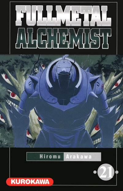 FULLMETAL ALCHEMIST - TOME 21