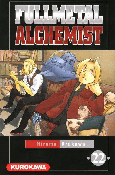 FULLMETAL ALCHEMIST - TOME 22