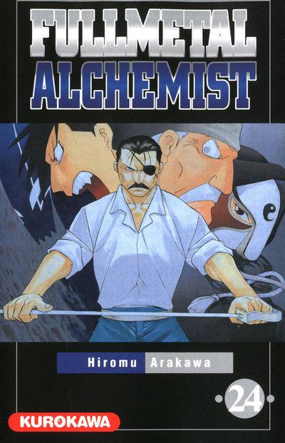 FULLMETAL ALCHEMIST - TOME 24