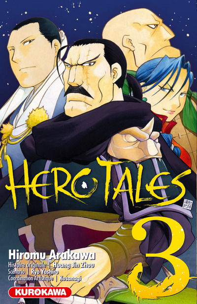 HERO TALES - TOME 3