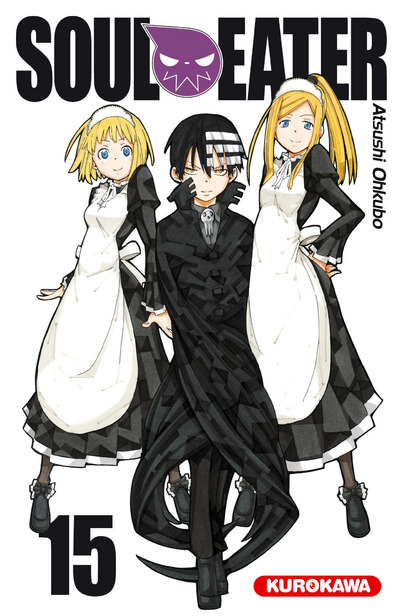 SOUL EATER - TOME 15