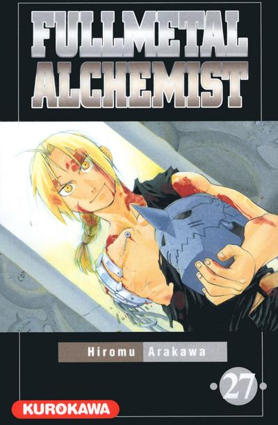 FULLMETAL ALCHEMIST - TOME 27
