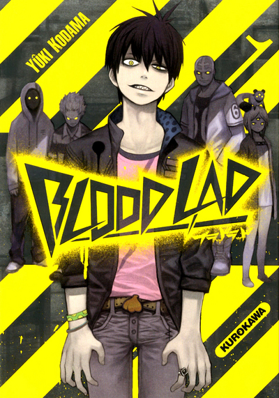BLOOD LAD - TOME 1
