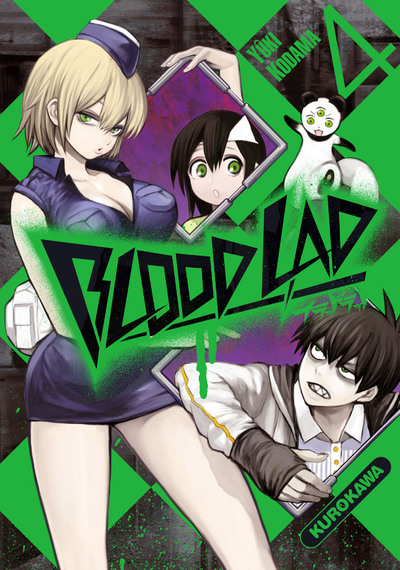 BLOOD LAD - TOME 4