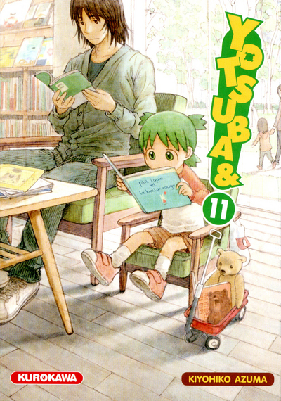 YOTSUBA - TOME 11