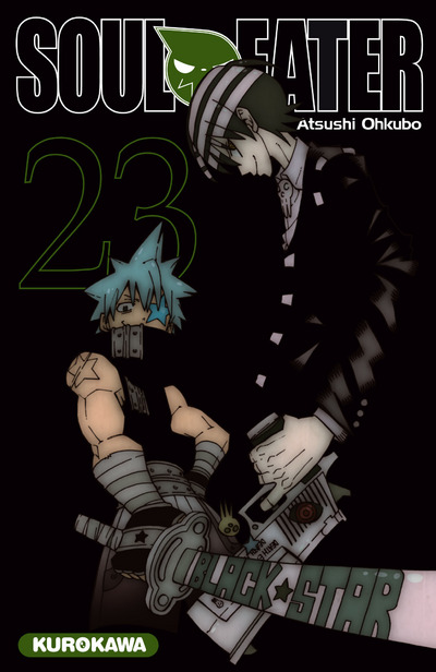SOUL EATER - TOME 23