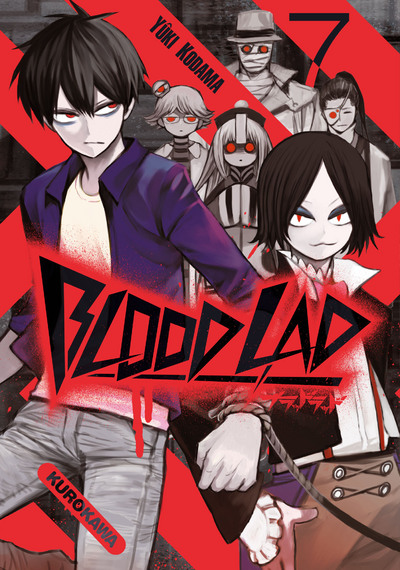 BLOOD LAD - TOME 7