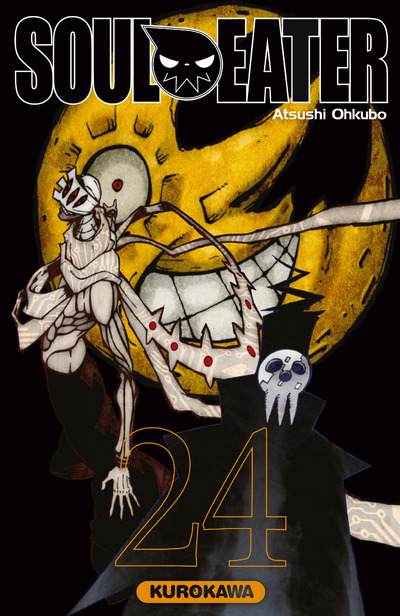 SOUL EATER - TOME 24