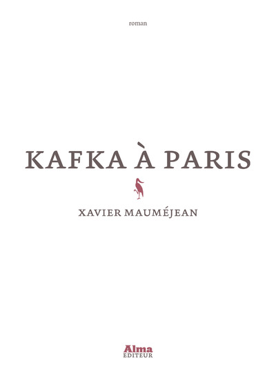 KAFKA A PARIS