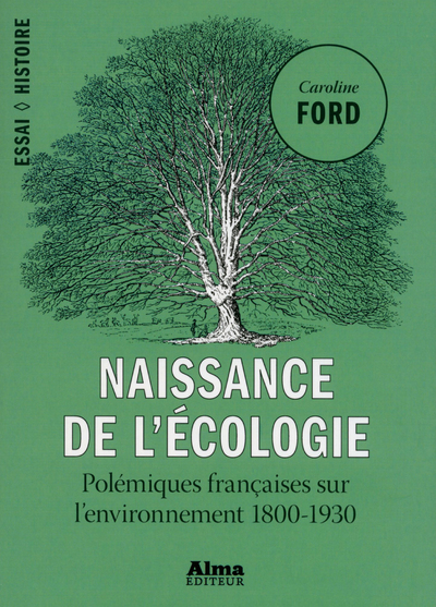 NAISSANCE DE L'ECOLOGIE