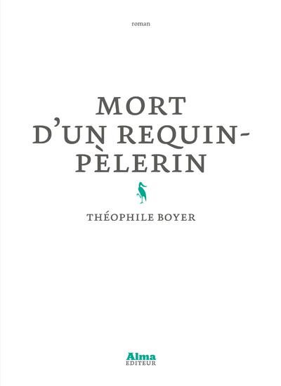 MORT D'UN REQUIN-PELERIN