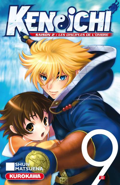 KEN-ICHI SAISON 2 - TOME 9