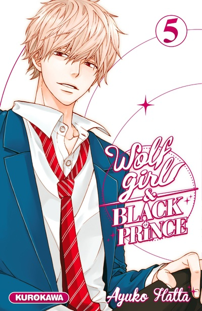 WOLF GIRL & BLACK PRINCE - TOME 5