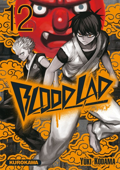 BLOOD LAD - TOME 12
