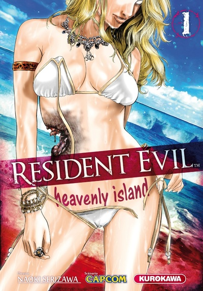 RESIDENT EVIL - HEAVENLY ISLAND - TOME 1
