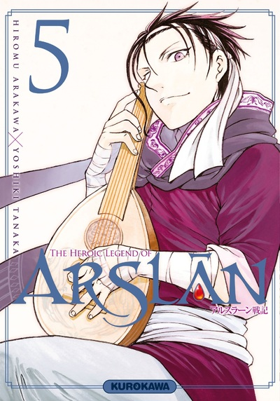 ARSLAN - TOME 5