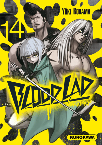 BLOOD LAD - TOME 14