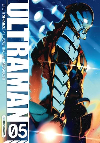 ULTRAMAN - TOME 5