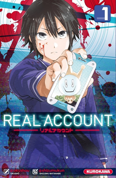 REAL ACCOUNT - TOME 1