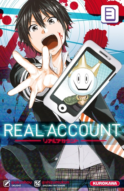 REAL ACCOUNT - TOME 3